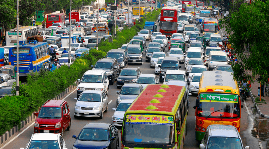 Lessons for Mena: The rise of bus-sharing in Bangladesh