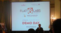 """""""فلات6لابز"""" تتوّج عامها الأوّل مع الدورة الثانية من يوم عروض الشركات الناشئة!"""