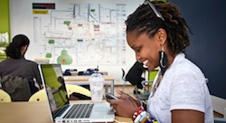 لمحة عن سبع مساحات عمل مشتركة مميزة في شرق إفريقيا، الجزء الثاني: الثقافة
