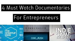 4 must-watch documentaries for entrepreneurs [Wamda TV]