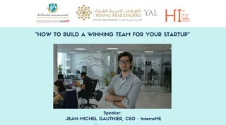 How to Build a Winning Team for your Startup