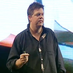 "Thomas Lundgren of THE One: ""Humanology"""