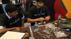 مساحة جديدة لابتكار الأجهزة وصناعتها في دبي