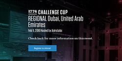 1776 Challenge Cup Regional Finale at Dubai