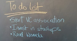 'VC association wanted, please call Egypt for more details' [Opinion]