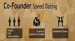 Sirdab Lab Co-founder Speed Dating and Pitching