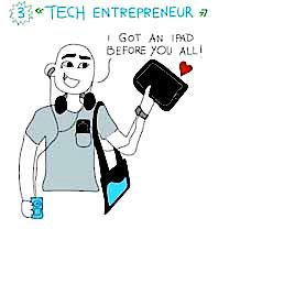 Maya Zankoul Sketches the Species of Entrepreneur