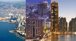 Wamda Mix N' Mentor Events in Amman, Beirut, and Dubai