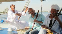 ريادة ثقافية موسيقية تعمل على لمّ شمل دول حوض النيل