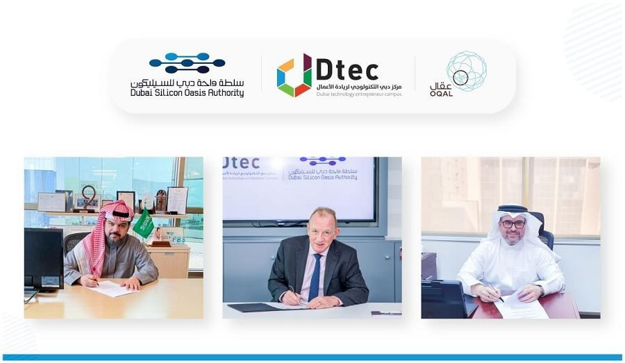 Dtec, OQAL sign MoU to develop startup ecosystem in GCC