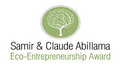 Samir & Claude Abillama Eco-Entrepreneurship Award