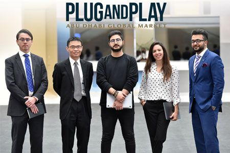 The Plug and Play ADGM program will kick off in Q3 2018