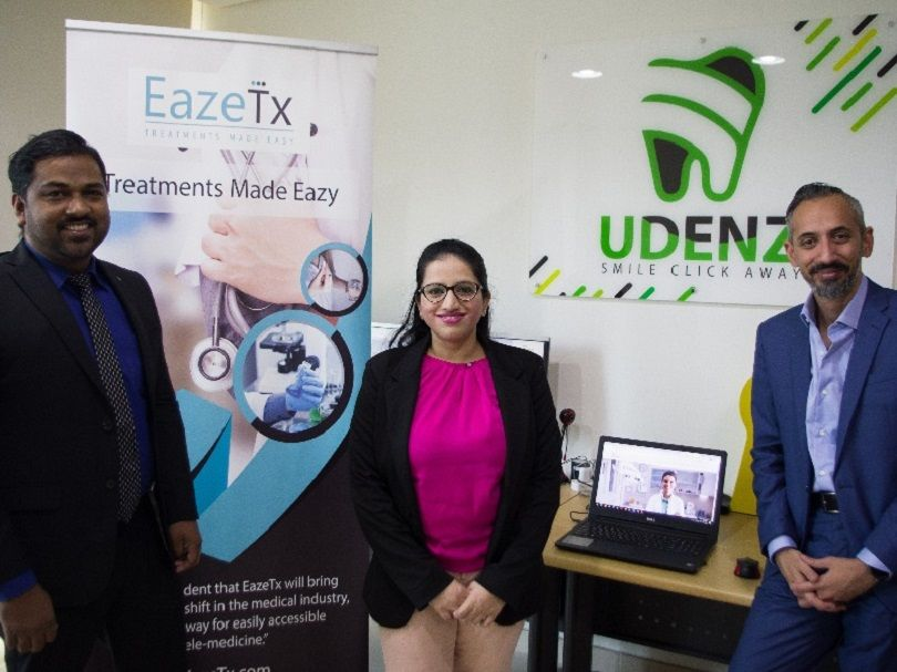 UDENZ raises $100,000 bridge round