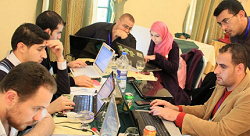نظرة إلى سوق العمل في قطاع تكنولوجيا المعلومات والاتصالات في غزة  [تقرير]