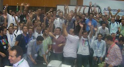 A New Generation Pitches for Social Change at Startup Weekend Alexandria