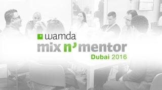 Mix N' Mentor Dubai 2016