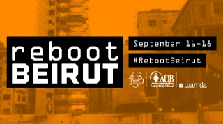Reboot Beirut: shaping the future of communities #RebootBeirut