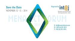 MENA ICT Forum 2014
