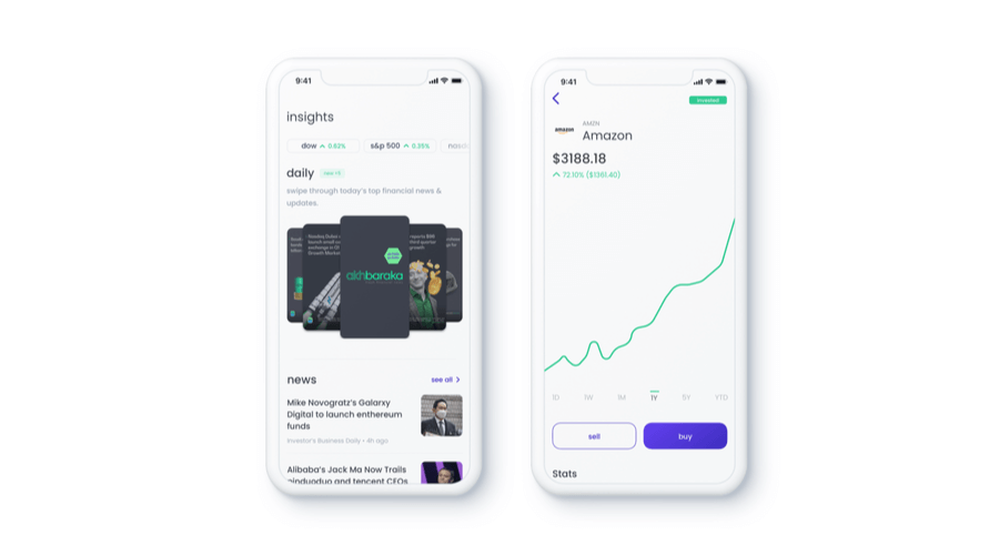 baraka launches trading app after raising $1 million