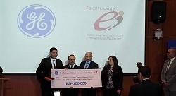 GE Egypt Digital Innovation Challenge announced the winners