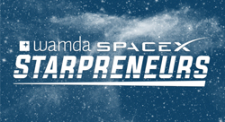Prepare for lift off with Wamda and SpaceX