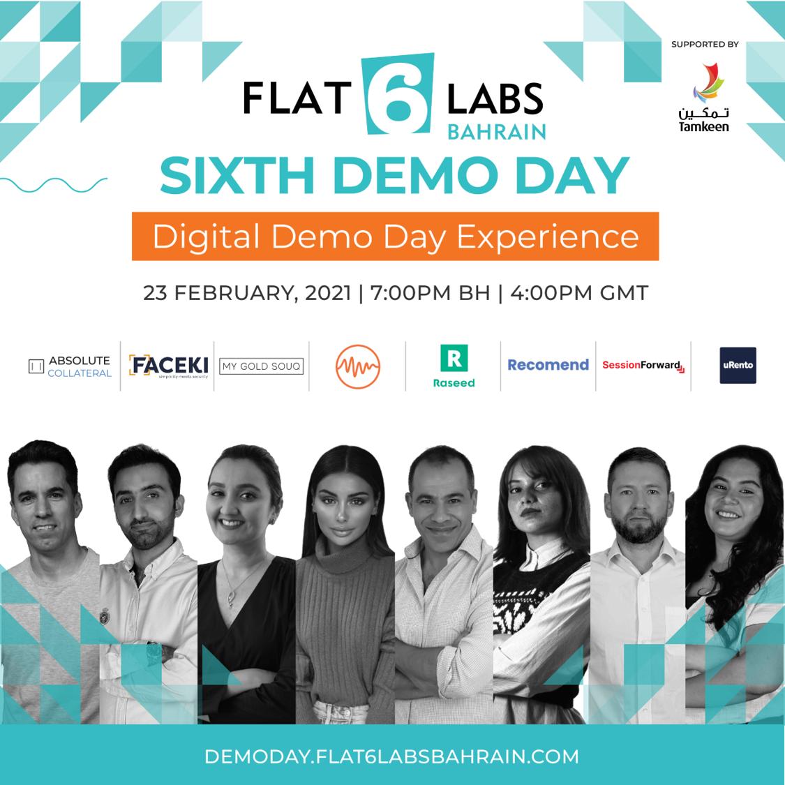 Flat6Labs Bahrain distributes $250,000 among cohort winners