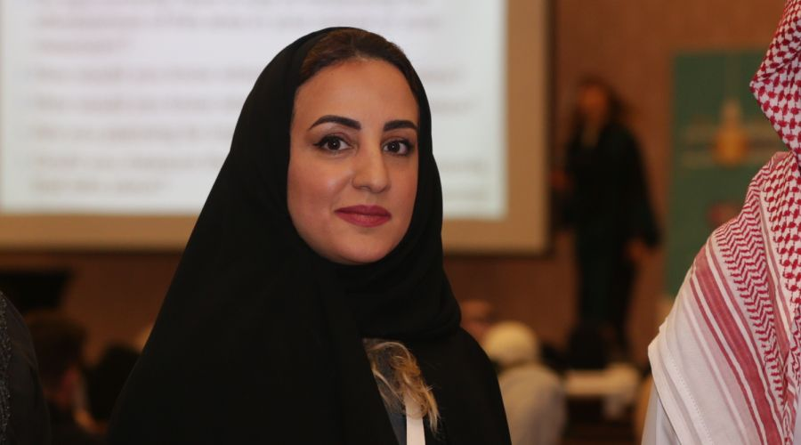 In conversation with Mounira Jamjoom of Aanaab