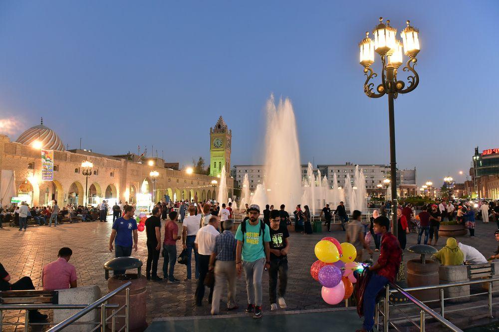 تيك تينز تكشف البرمجية والترميز للأطفال العراقيين