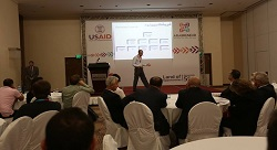 Arabreneur holds the third Angel Pitching event in Ramallah