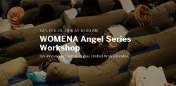 WOMENA Angel Series Workshop [Discount]
