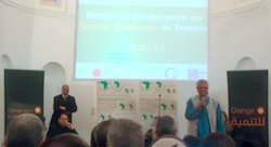 Social Business Gets a Boost in Tunisia with Launch of Muhammad Yunus's New Holistic Movement