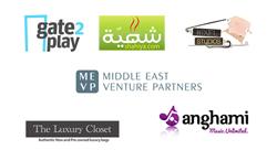 ملخّص عن الشركات الأربعة التي تلقت استثمارًا من MEVP