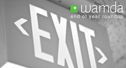 Top 10 exits of 2015