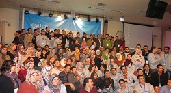Mobile Apps Win the Day at the Second Startup Weekend Nablus