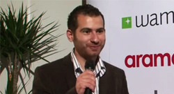 Realizing Dreams Via Social Media: Ali Chehadeh Of DreamMatcher [Wamda TV]