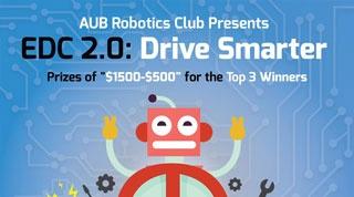 AUB Robotics Club presents Engineering Design Challenge 2.0: Drive Smarter