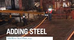حماية المجتمع والبيئة: شركة Athi River Steel الكينية [دراسة حالة]