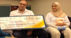 Theradolls For Children Therapy Wins At Fekrety In Egypt [WamdaTV]
