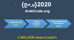 Let the coding begin, ArabCode.org launches in Dubai