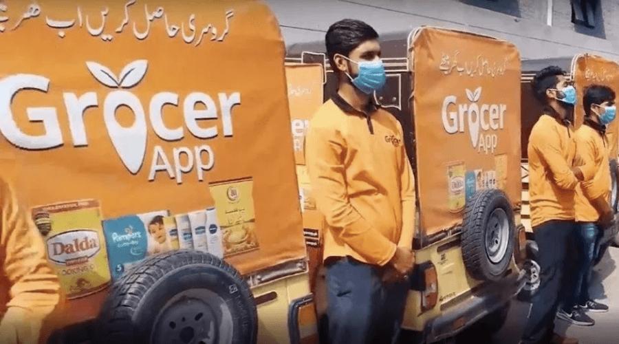 Pakistan's GrocerApp raises $5.2 million Series A from several Mena investors
