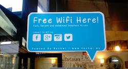 Turning Moroccan shops' Wi-Fi into marketing tools