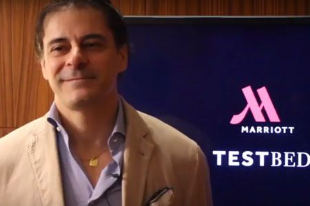 Actimirror was shortlisted in the Marriott Hotels TestBED Middle East & Africa [Video]