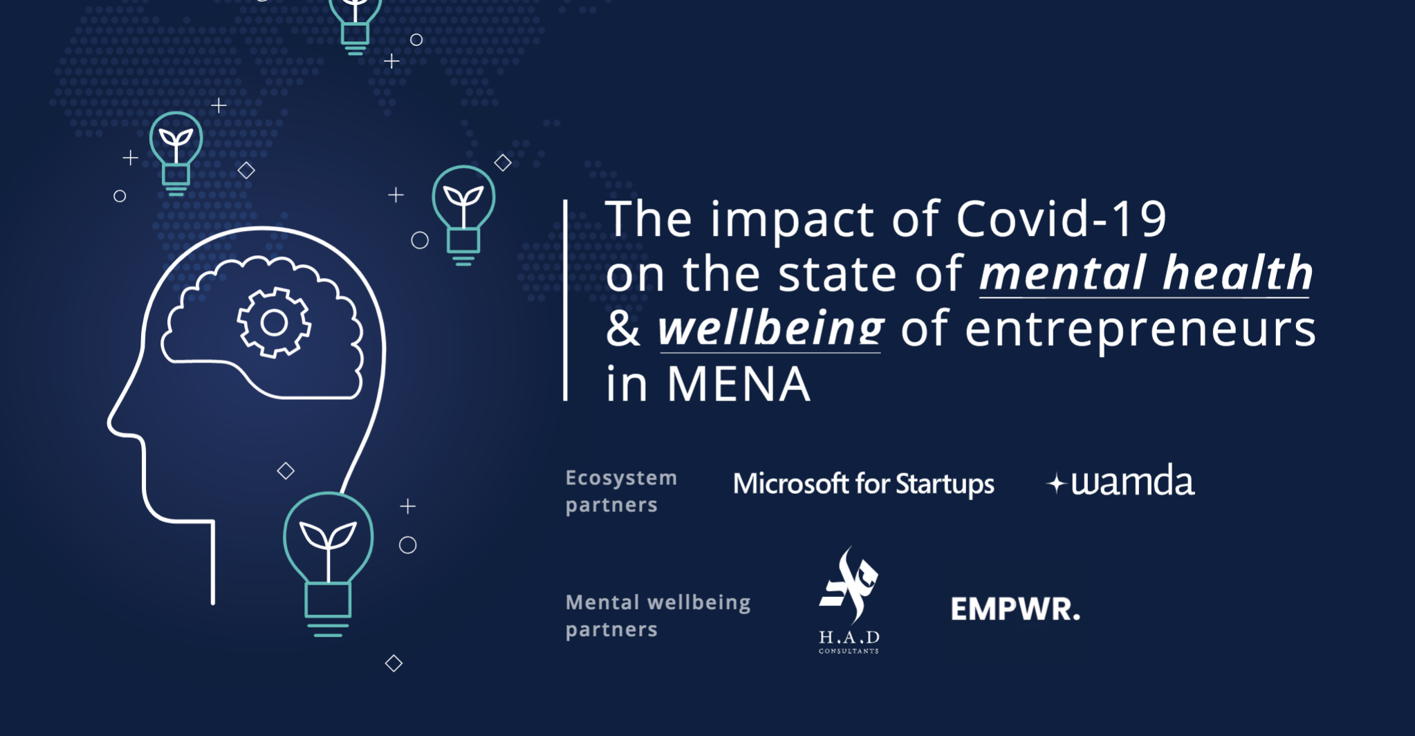 Mena's mental health startups support fellow entrepreneurs' mental health and wellbeing