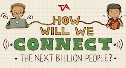 How will we connect the next billion people? [Infographic]