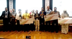 Get Ready Egypt, Women Winners Took Arabnet Cairo