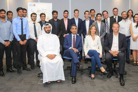 Dubai Tourism & Commerce Marketing joins the Emirates Group and GE as a principal partner of Intelak