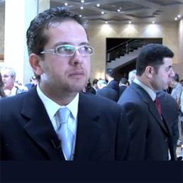 سامي عيسى من أنظمة روبوتيك تأسيس الأعمال في فلسطين