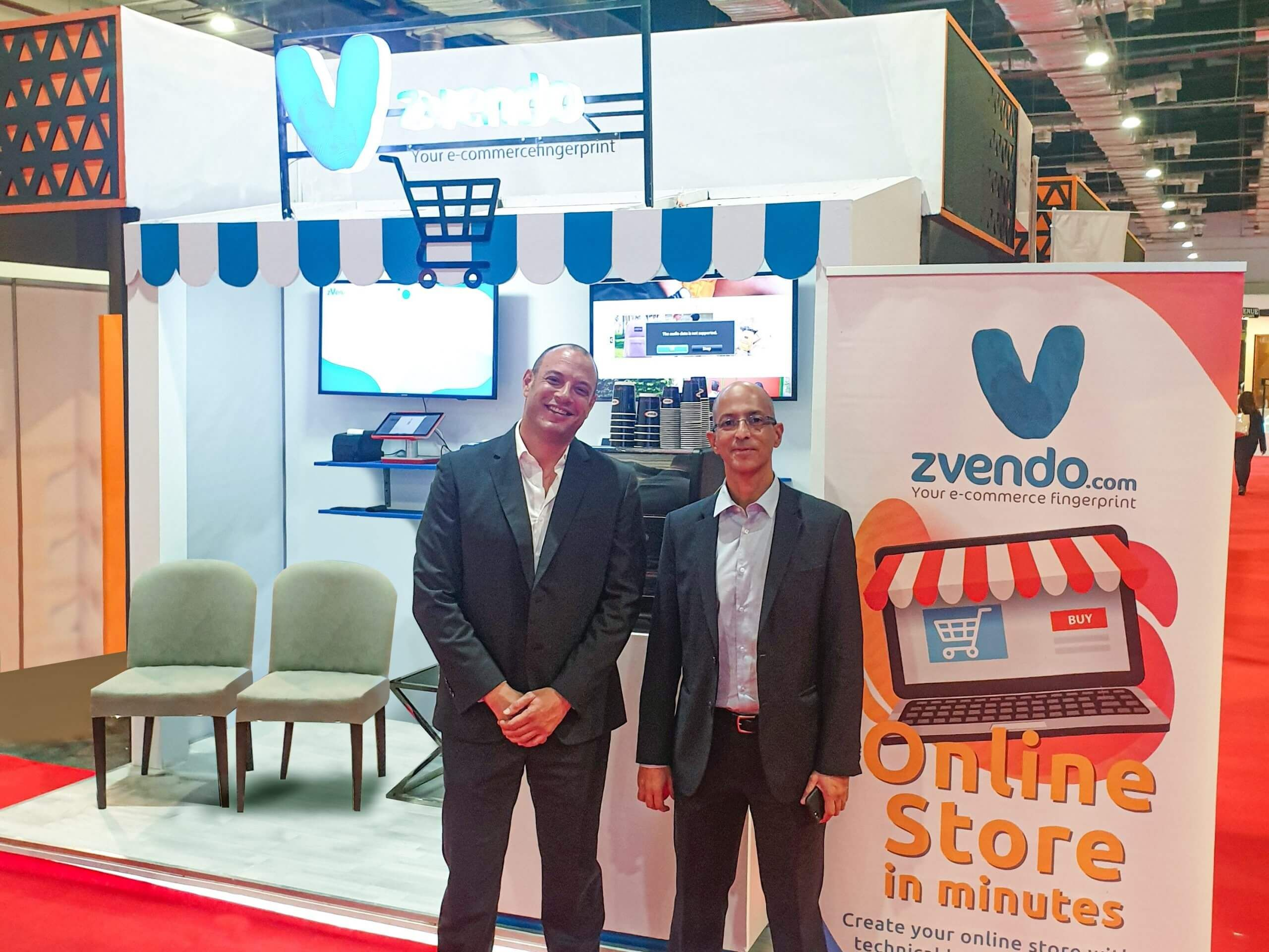 zVendo raises six-figure Seed round for expansion