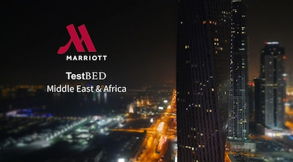 Marriott Hotels launches TestBED in Middle East and Africa