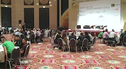 عشر نصائح من فعالية التواصل والإرشاد في الدوحة